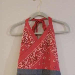 Classic country apron